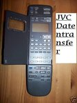 JVC PQ11202 mit Disply VCR VideoRecorder Original Fernbedienung FB Remote Control RC9
