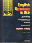 Englisch Grammar in Use ISBN 3-12-533693-x 533683 A self study and practice book Raymond Murphy